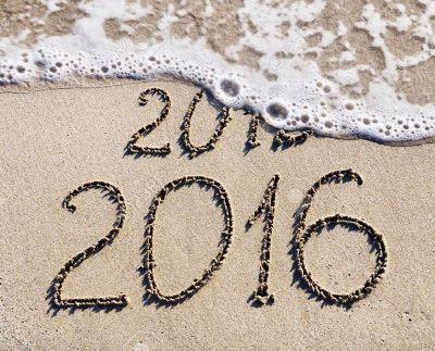 Bonne année 2016 à tous