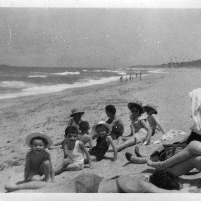 A la plage en Algérie avant 1962 : Surcouf, Bains Romains et Bou-Haroun