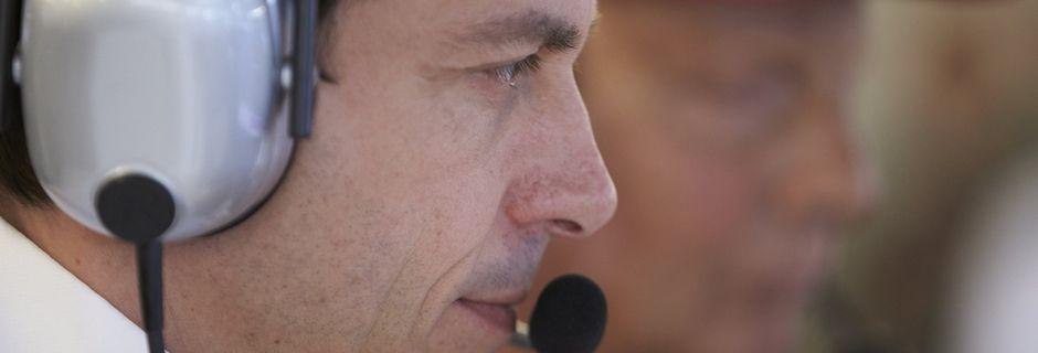 Toto Wolff et Niki Lauda prolongent chez Mercedes jusqu'en 2020