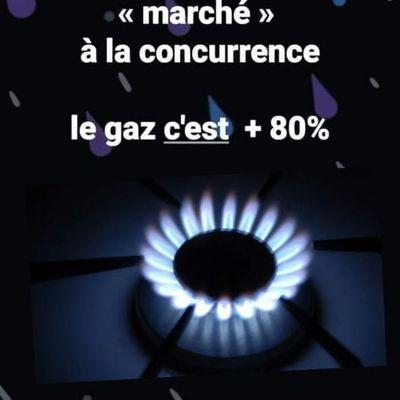 Les tarifs de l'énergie explosent, mais pas le pouvoir d'achat