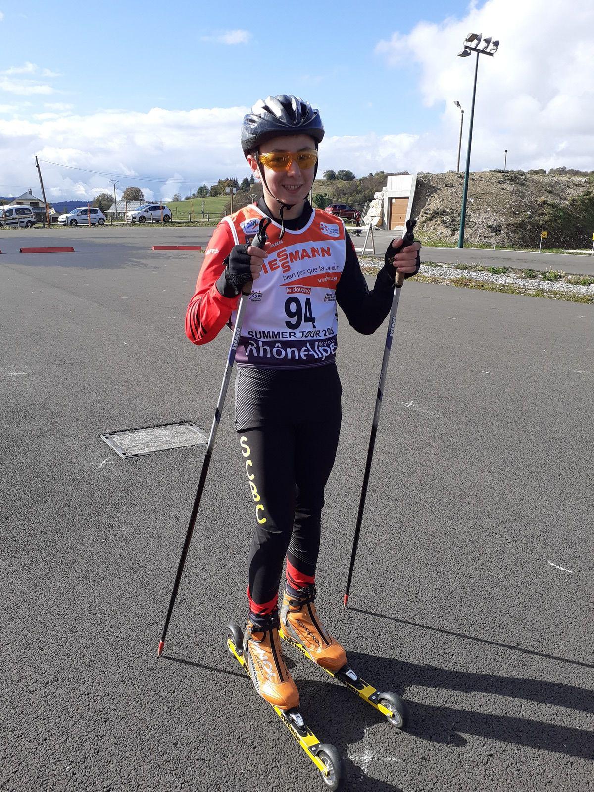 Grand Prix de ski roues du SCBC