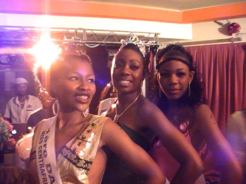 Ma solange en compagnie de Prudance Maidou ( Franco-Centrafricaine)