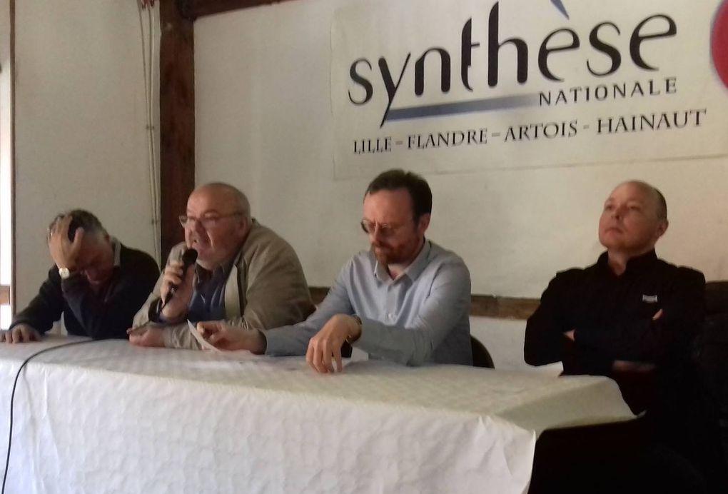5ème Journée régionale de Synthèse nationale à Nieppe (près de Lille) : une belle réussite