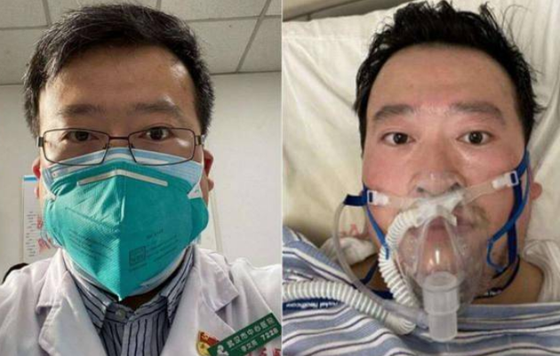 Covid: Wuhan residents remember doctor who first raised alarm on death anniversary