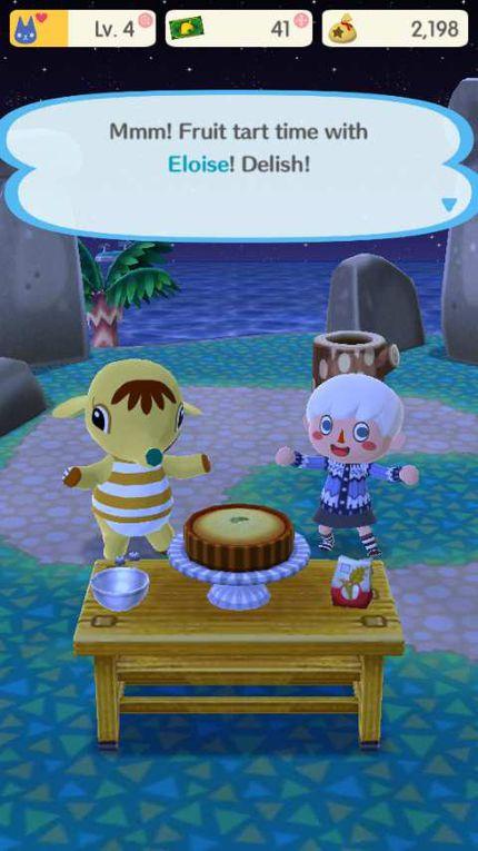 Animal Crossing Pocket Camp : présentation du jeu