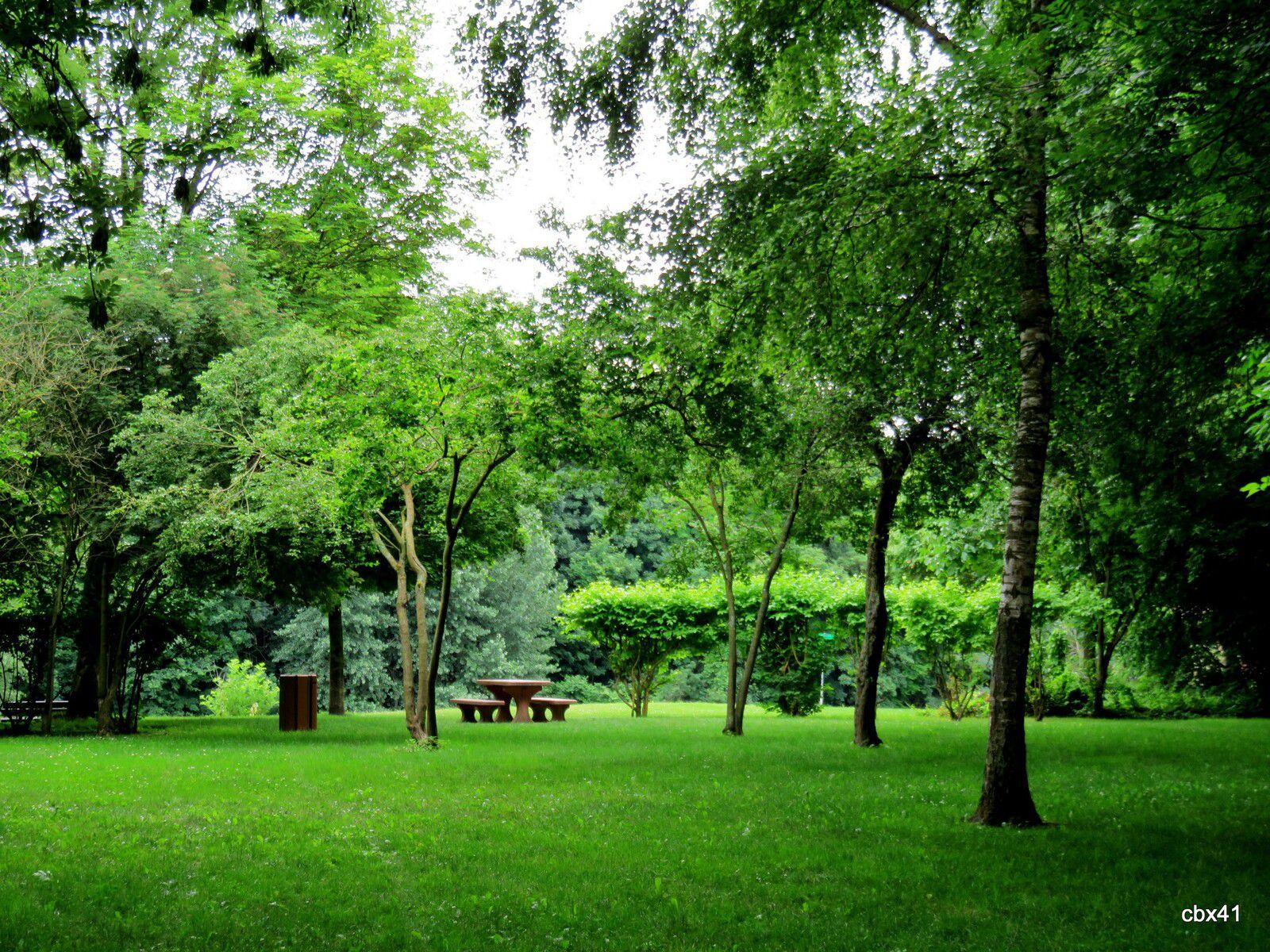 Parc Corbière, Le Pecq (Yvelines)