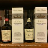 Calvados Drouin 2006 Expressions Rhum et Banyuls - Passion du Whisky