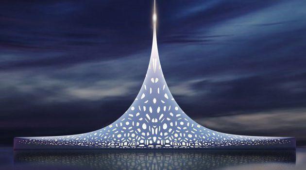 400 millions pour STAR, un projet de mega-yacht en forme de demi étoile