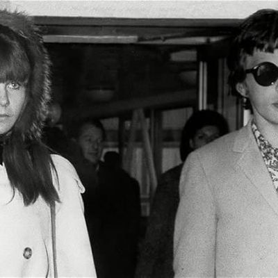 Sir Mick Jagger's former lover Chrissie Shrimpton discovers cache of love letters