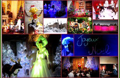 Noël en famille au Château  de Meung sur Loire du 19 au 23 puis du 26 au 30 décembre 2020