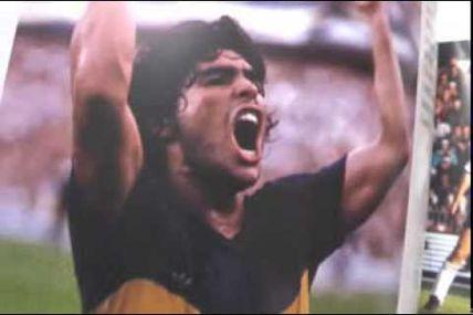 Des débuts de livres # 18 - Moi, Diego Maradona / lu par Protche
