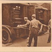 352e Section Autonome de Boulangerie Tractée FOUGA modèle 1938