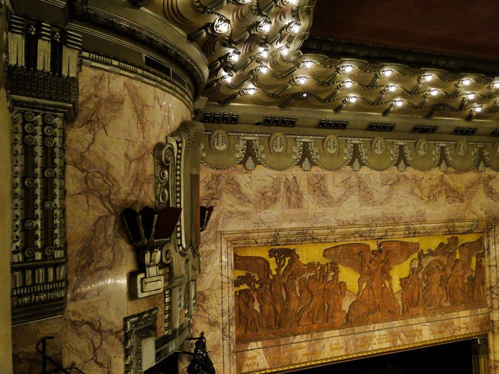RANDO CULTURELLE-Opéra de Marseille 8/02/18