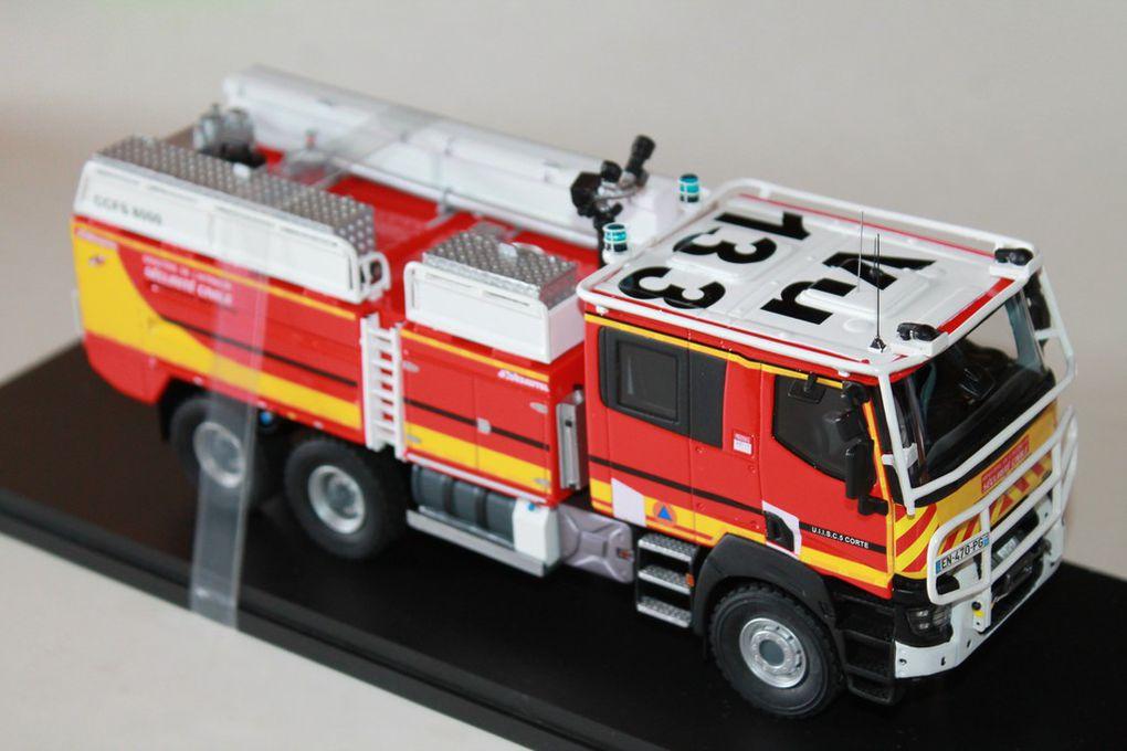 Renault K460 CCFS 8 000 des ForMiSC (Alerte)