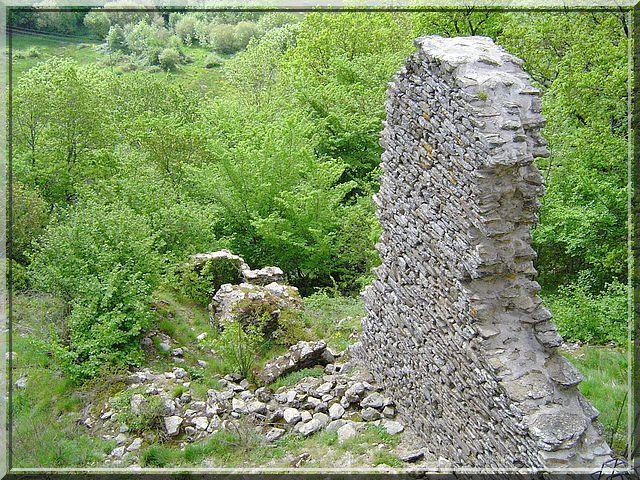 Diaporama château d'Alrance