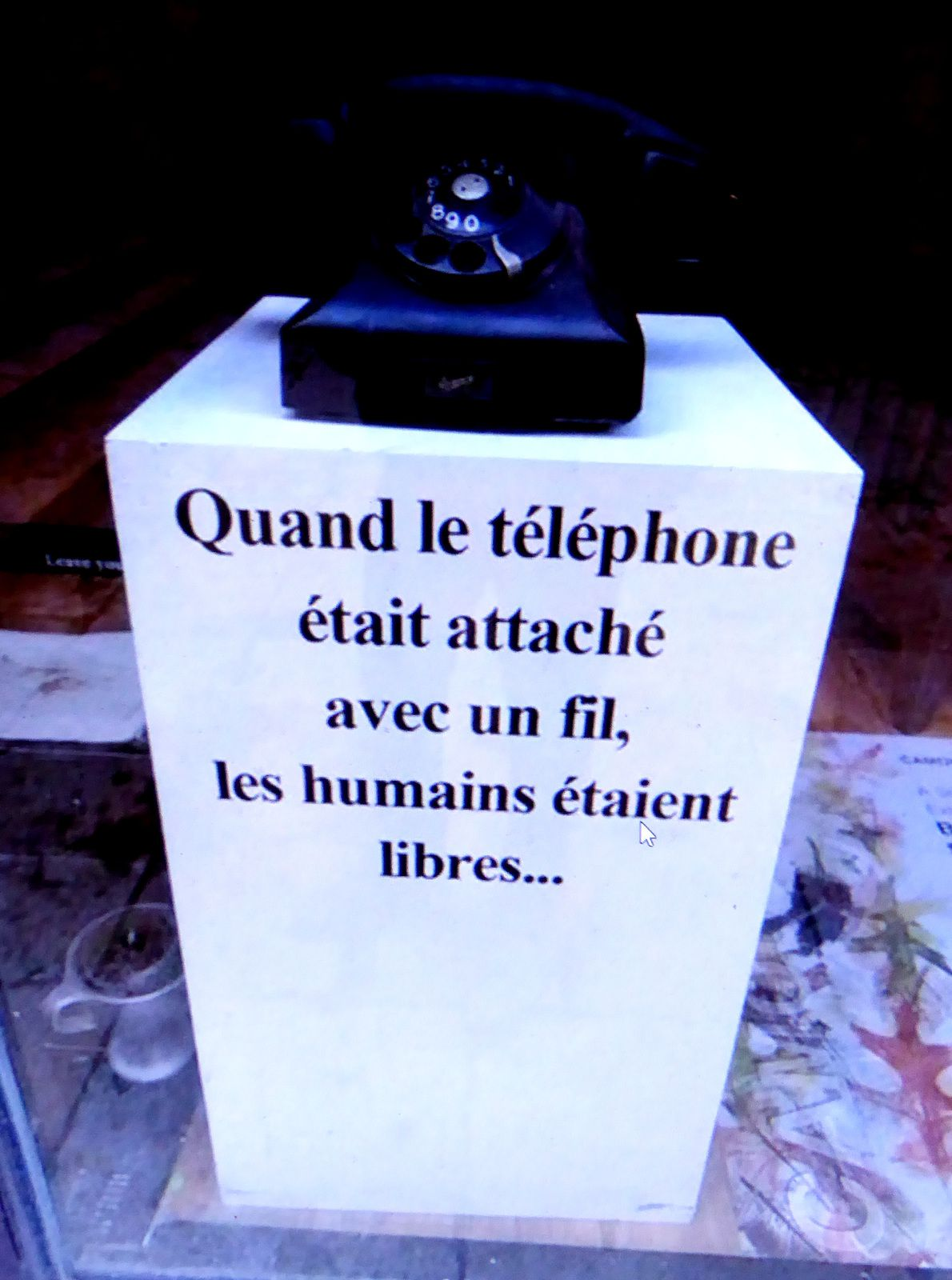 Humour toujours