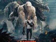 Rampage - Hors de Contrôle (2018) de Brad Peyton.
