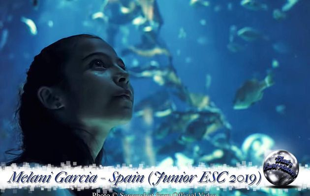 Spain - Melani Garcia - Marte (Junior ESC 2019)