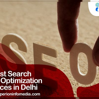 Best Search Engine Optimization Services in Delhi