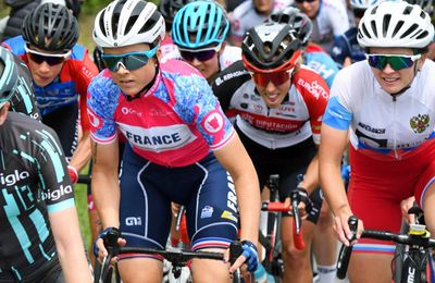 Franck FRUCH>>>Le Bretagne Ladies Tour out...