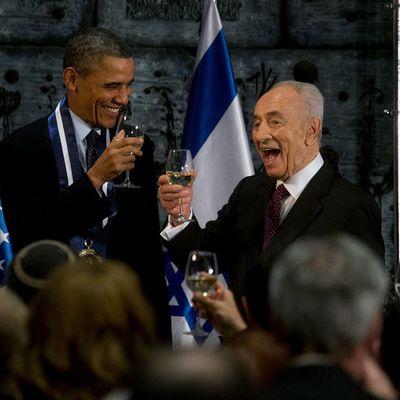 Shimon Peres, an Enduring Pillar From Israel's Founding Era, Dies at 93
