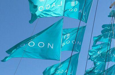 Lagoon au Yachting festival 2021 : Le débarquement !