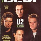 U2 -Magazine Best -n°225 -Avril 1987 - U2 BLOG