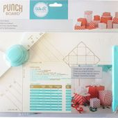 WR71334 : Gift Box Punch Board fee du scrap