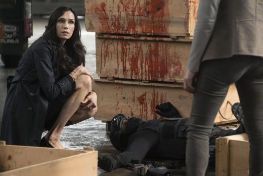 Critiques Séries : The Blacklist. Saison 3. Episode 21.