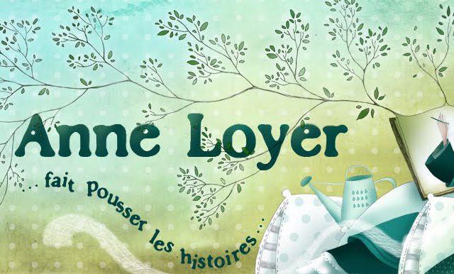 RT @Annetexte: Anne Loyer auteure jeunesse: Deux...
