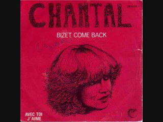 CHANTAL LAUBY - BIZET COME BACK
