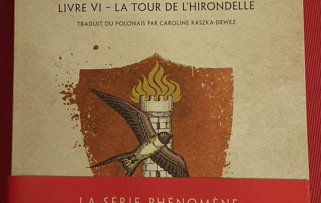 [REVUE LIVRES GAMING] LE SORCELEUR LIVRES VI ET VII d'Andrzej SAPKOWSKI aux éditions BRAGELONNE