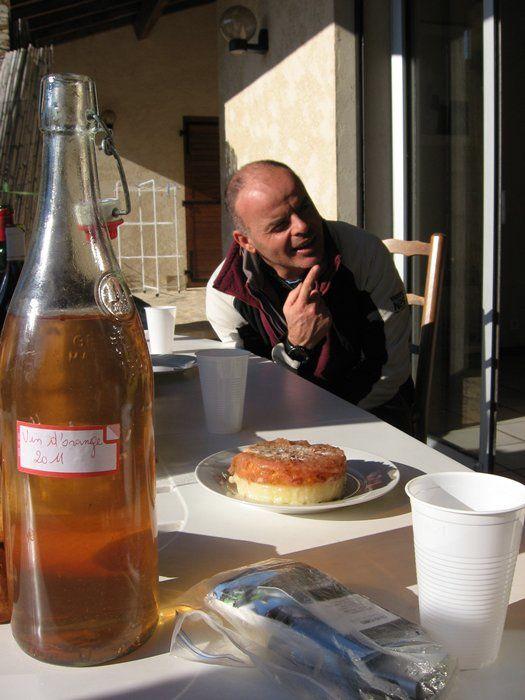 La cabanon du Marquis 2011 - le 23 janvier.