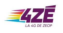 Mai 2018 : Le déploiement 4G de Zeop Mobile !