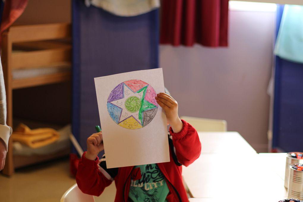 Journée des émotions à la maternelle
