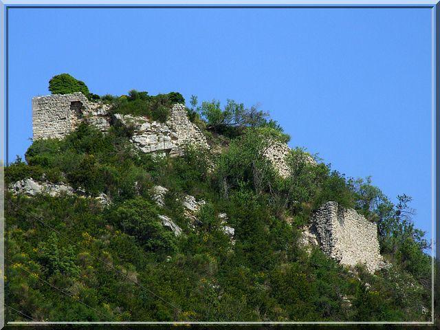 Diaporama château de Reilhanette