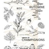 fdstta6023-tampons-transparents-a6-champignons FEE DU SCRAP