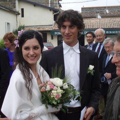 Mariage de Piep