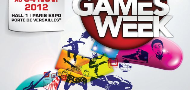 """PARIS GAMES WEEK 2012"" (#PGW12), 3EME EDITION !"