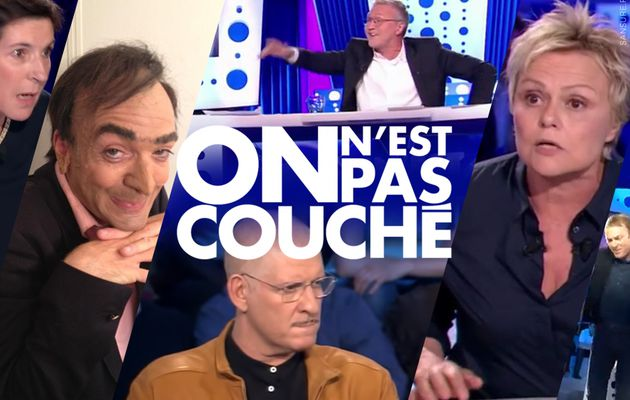 Les 10 moments culte de On N'est Pas Couché ! (Vidéo) #ONPC