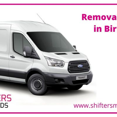 Looking for removal service in Birmingham
