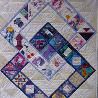 Concours France Patchwork