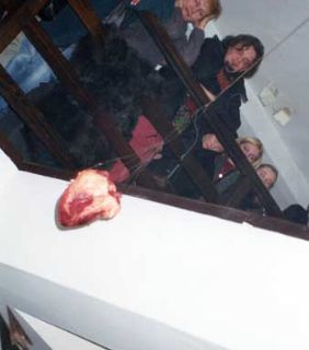 Europa @ Zbigniew Warpechowski. 2000. Galeria Mahattan. Lodz