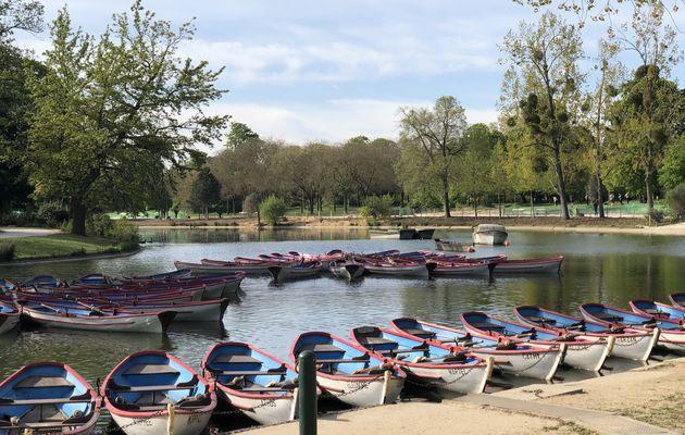 Petite randonnée-promenade au Bois de Vincennes.
