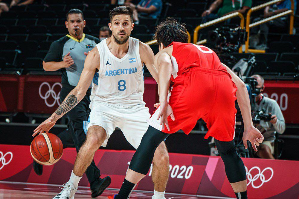 Jeux Olympiques : le duo Luis Scola - Facu Compazzo propulse l'Argentine en quarts de finale