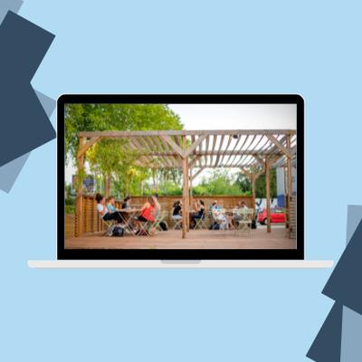 Arkose Toulouse : la terrasse pour chiller cet été