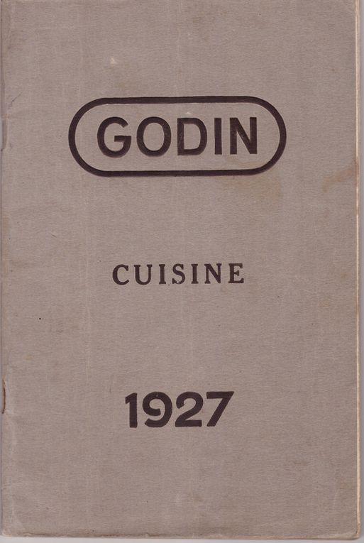 Catalogue GODIN-1927 - Ste du Familistère de Guise - COLIN & Cie