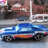 69 FORD MUSTANG HOT WHEELS 1/64 - car-collector.net