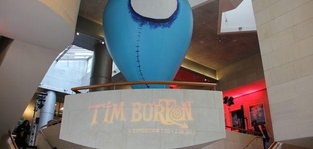"""TIM BURTON, L'EXPOSITION"" OUVRE AUJOURD'HUI !"