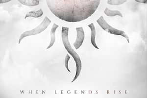 GODSMACK: When Legends Rise (2018) Heavy-Metal US